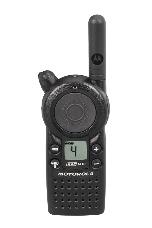 CLS1413 XPR 7350 Motorola Two Way Radio