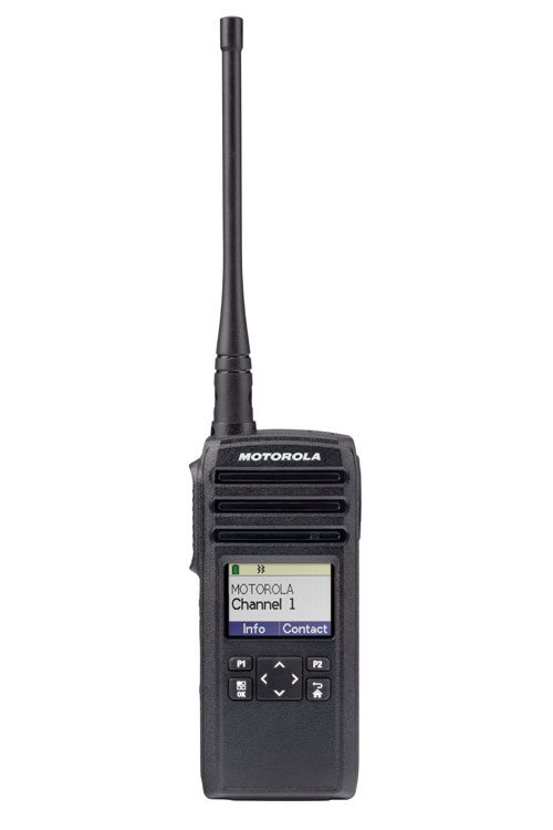DTR 600 XPR 7350 Motorola Two Way Radio