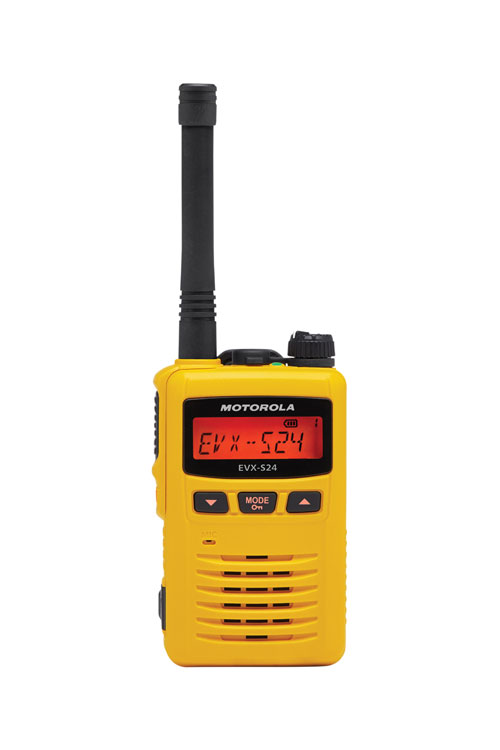 EVXS24 XPR 7350 Motorola Two Way Radio